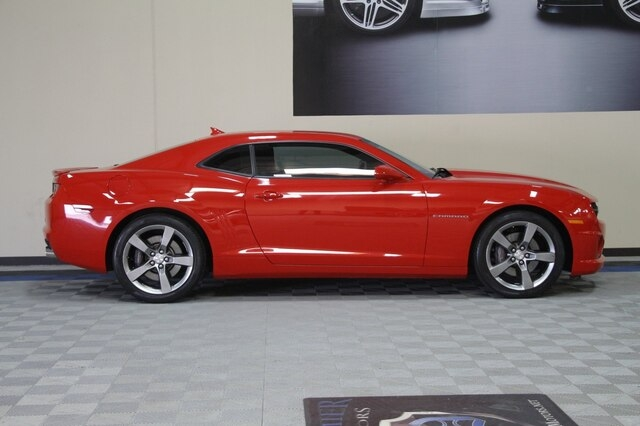 Chevrolet Camaro 2012 price $21,900