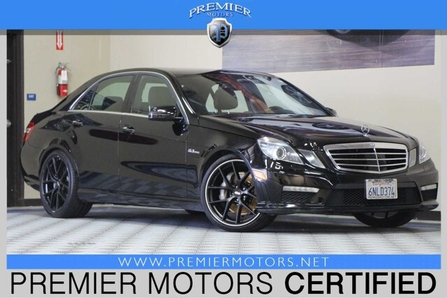 Mercedes-Benz E63 AMG 2010 price $21,800