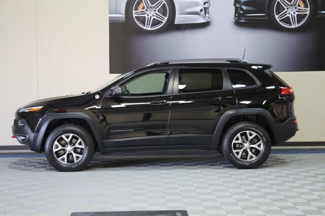 Jeep Cherokee 2017 price $23,500