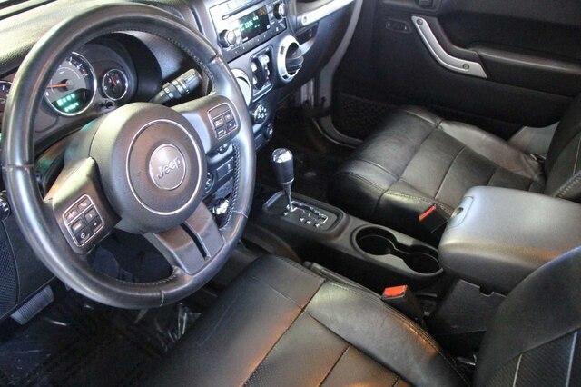 Jeep Wrangler Unlimited 2012 price $27,900