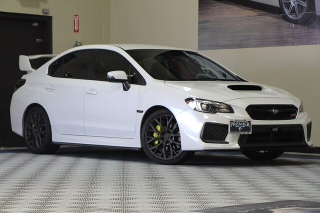 Subaru WRX STI 2019 price Call for Pricing.