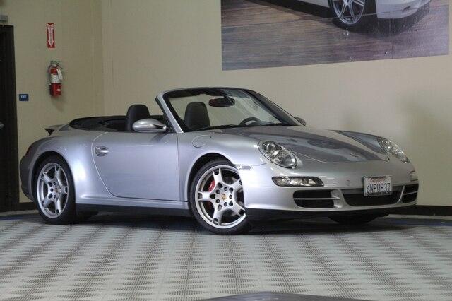 Porsche 911 2007 price $41,500