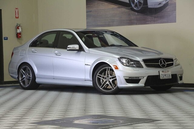 Mercedes-Benz C 63 AMG 2014 price $34,900