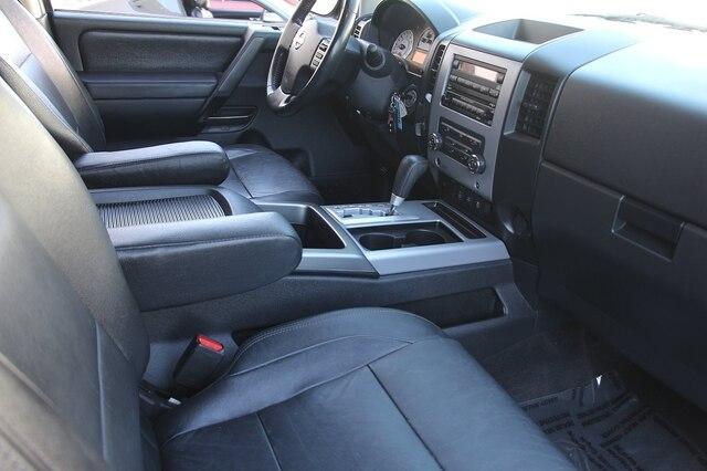Nissan Titan 2012 price $21,900