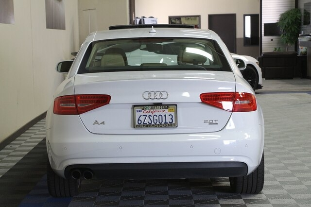 Audi A4 2013 price Call for Pricing.