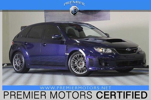 Subaru Impreza WRX STi 2011 price $24,900