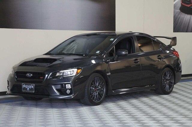 Subaru WRX STI 2017 price $31,900