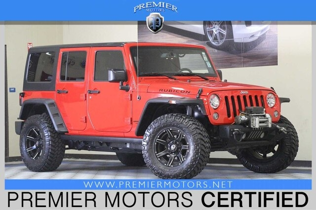 Jeep Wrangler Unlimited 2015 price $36,900