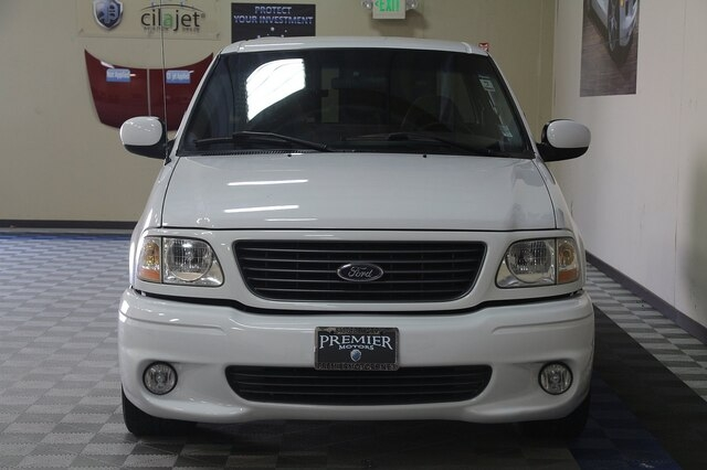 Ford F-150 2001 price $18,800