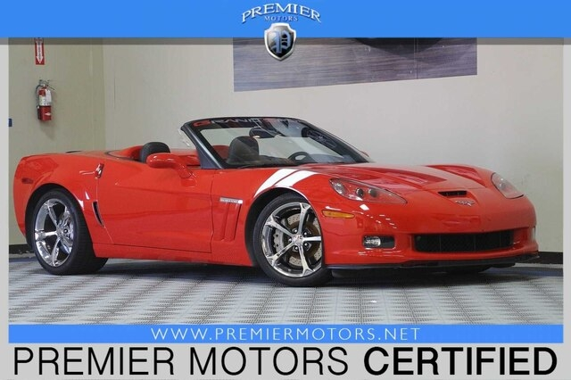 Chevrolet Corvette 2011 price $31,900