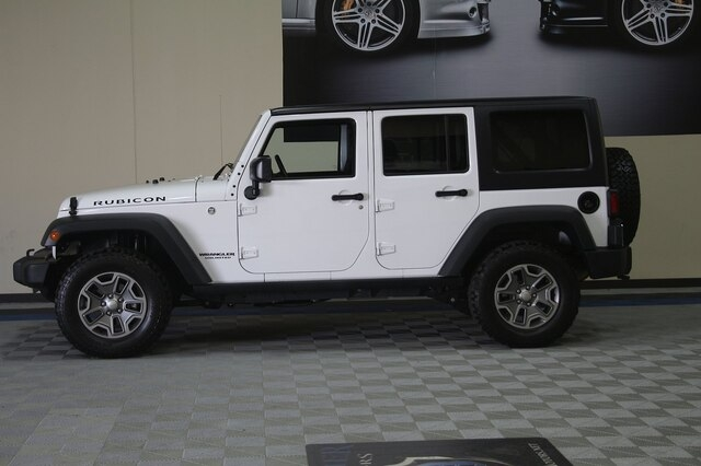 Jeep Wrangler Unlimited 2017 price $36,700
