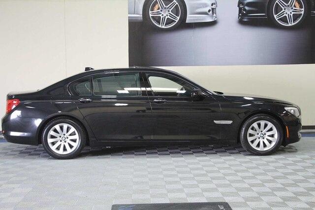 BMW 750Li 2011 price $17,900