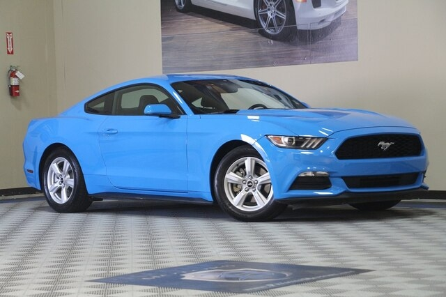 Ford Mustang 2017 price $18,888
