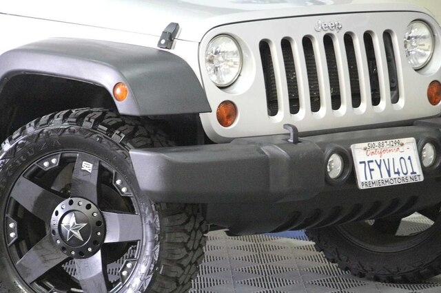 Jeep Wrangler Unlimited 2012 price $20,900