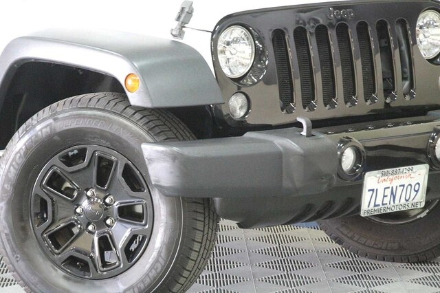 Jeep Wrangler Unlimited 2014 price $22,900