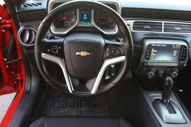 Chevrolet Camaro 2013 price $14,800