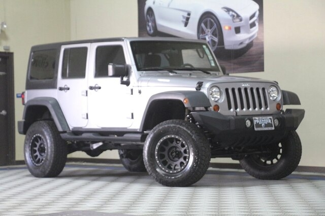 Jeep Wrangler Unlimited 2013 price $23,900