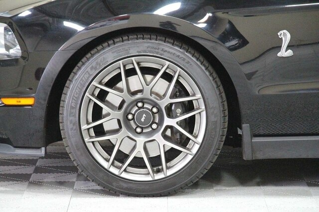Ford Shelby GT500 2011 price $34,900