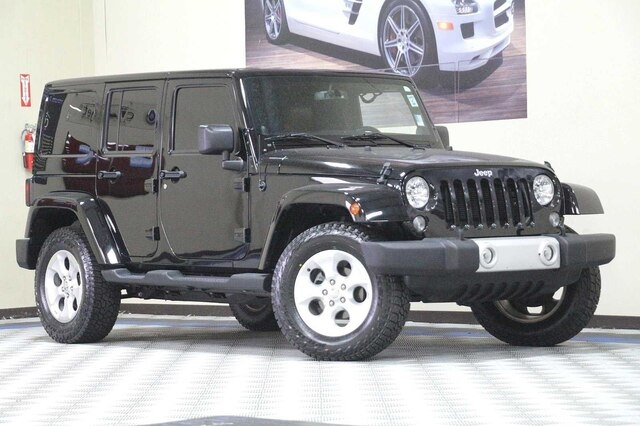 Jeep Wrangler Unlimited 2014 price $27,900