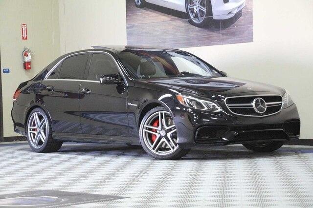 Mercedes-Benz E 63 AMG 2014 price $46,900