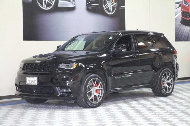 Jeep Grand Cherokee 2017 price $52,800