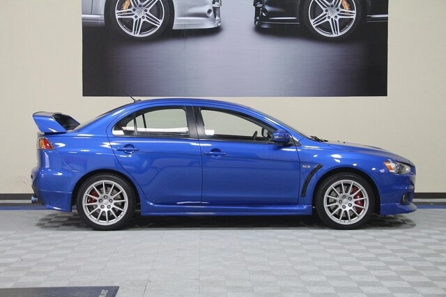 Mitsubishi Lancer Evolution 2015 price $30,900