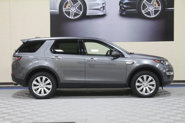 Land Rover Discovery Sport 2015 price $25,900