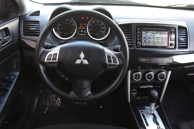 Mitsubishi Lancer 2017 price $12,900