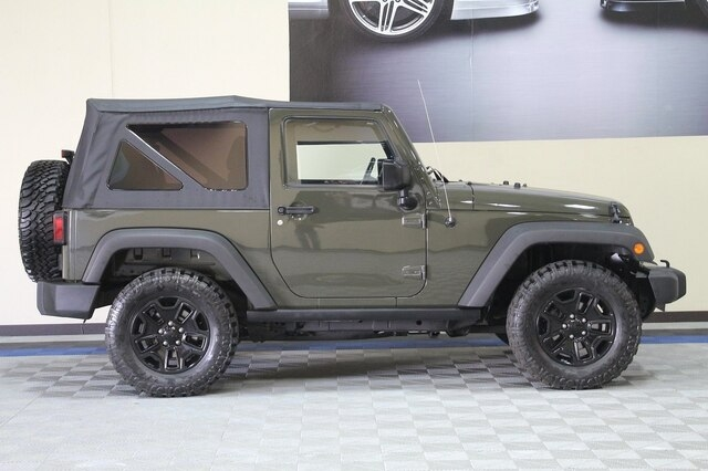 Jeep Wrangler 2015 price $19,900