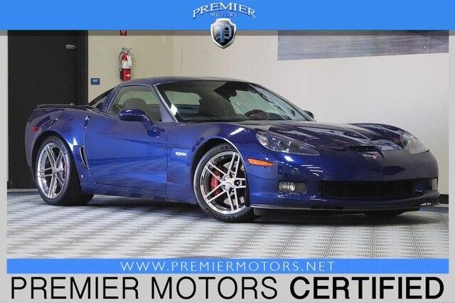Chevrolet Corvette 2007 price $33,900