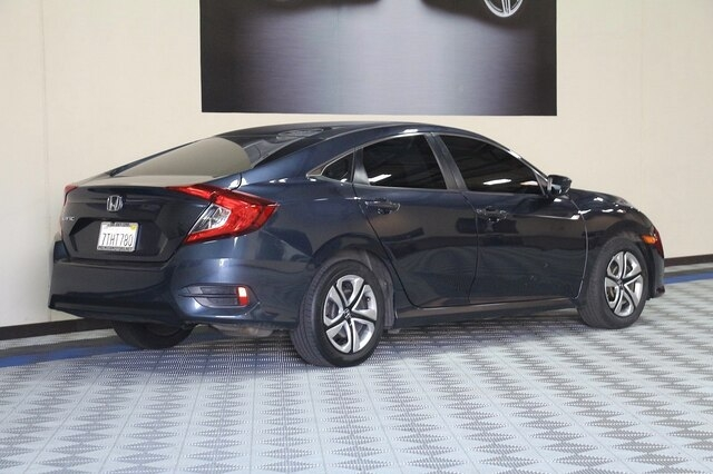 Honda Civic 2016 price $13,900