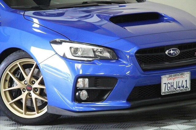 Subaru WRX STI 2015 price $29,900