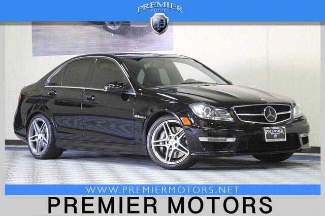 Mercedes-Benz C 63 AMG 2014 price $33,900