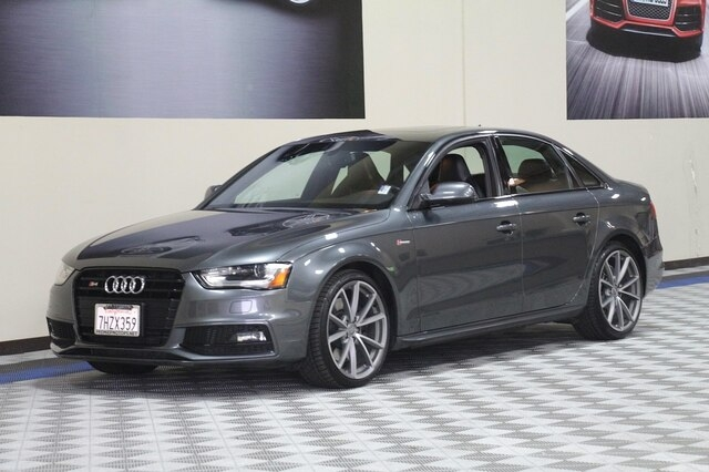 Audi S4 2015 price $24,900