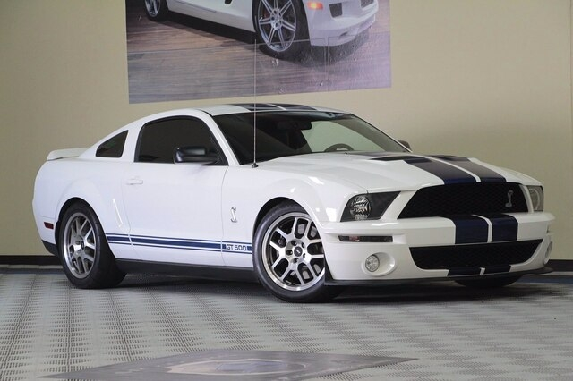 Ford Shelby GT500 2008 price Call for Pricing.