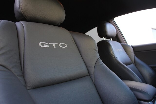Pontiac GTO 2005 price $19,900