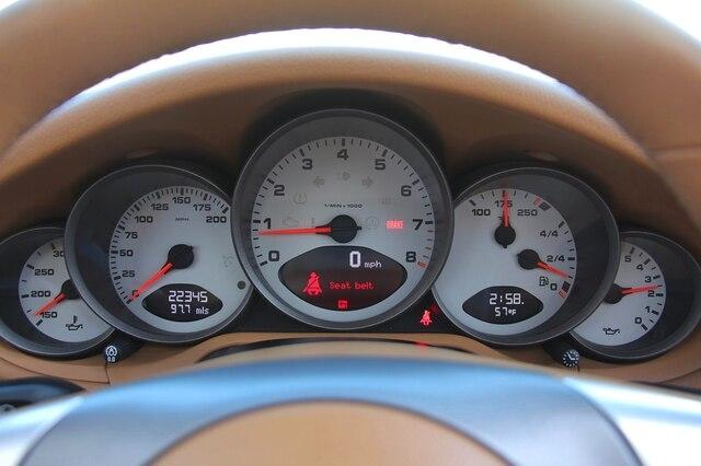 Porsche 911 2008 price $48,800