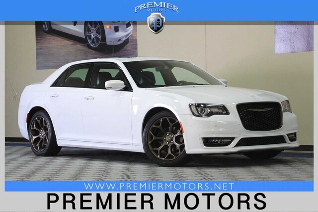 Chrysler 300 2017 price $23,900