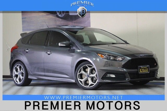 Ford Focus ST 2017 price $18,500