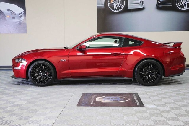 Ford Mustang 2018 price $31,900