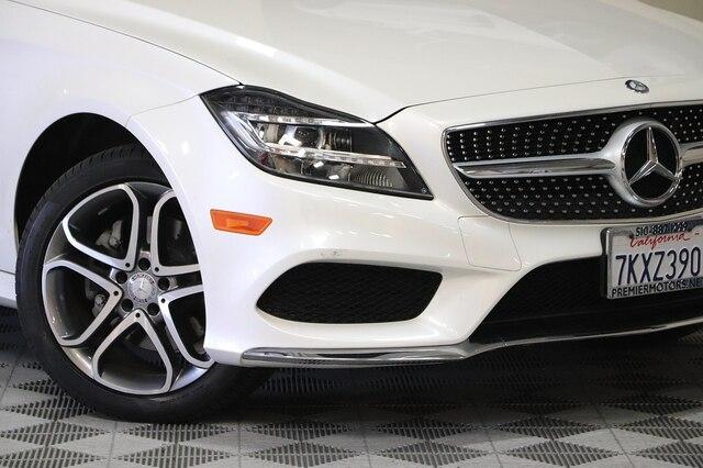 Mercedes-Benz CLS 400 2015 price $29,900
