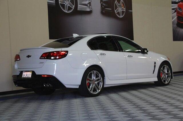 Chevrolet SS 2016 price $39,900