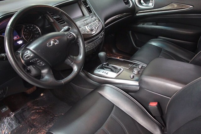 Infiniti QX60 2014 price $16,900