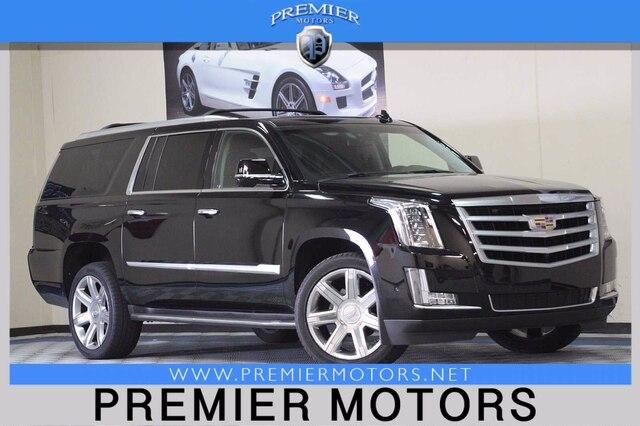 Cadillac Escalade ESV 2017 price $50,900