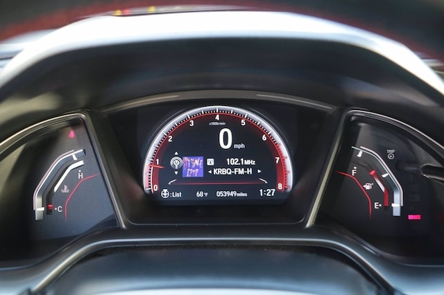 Honda Civic 2018 price $19,900