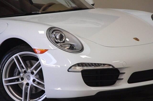 Porsche 911 2013 price $61,900
