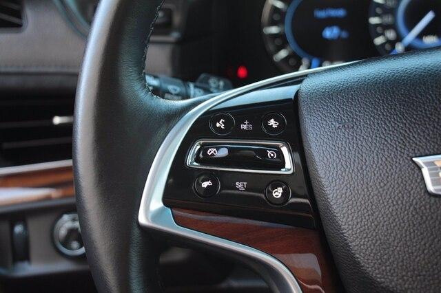Cadillac Escalade ESV 2017 price $48,800