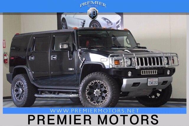 HUMMER H2 SUV 2008 price $42,900