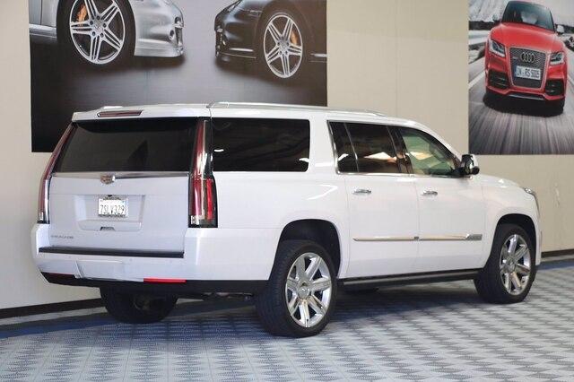 Cadillac Escalade ESV 2016 price Call for Pricing.