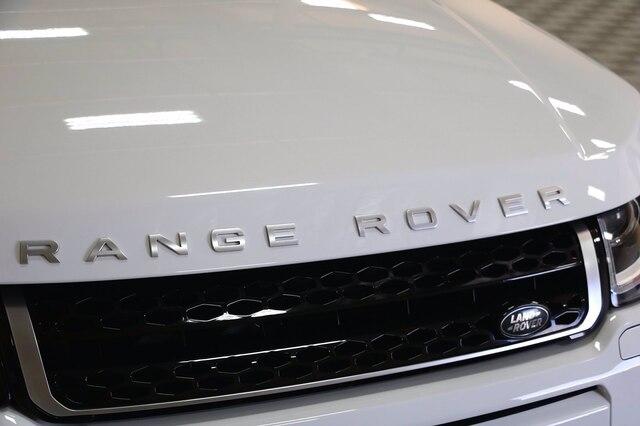 Land Rover Range Rover Evoque 2017 price $31,900
